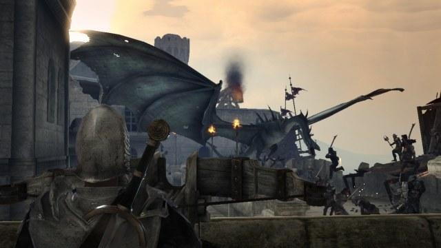 W grze pojawi się także ciężka artyleria...w postaci smoków oczywiście /gram.pl