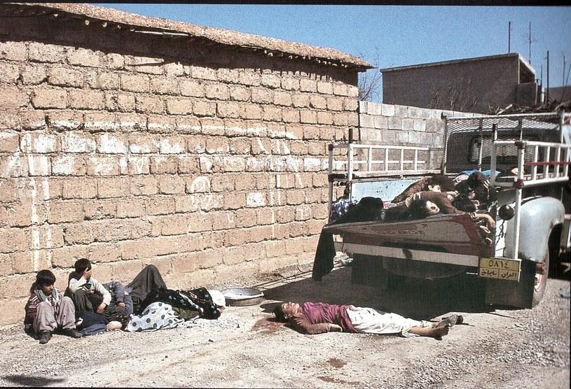 W Halabdży zginęły głównie kobiety i dzieci /Kurdistan Regional Government Ministry of Martyrs & Anfal /INTERIA.PL/materiały prasowe