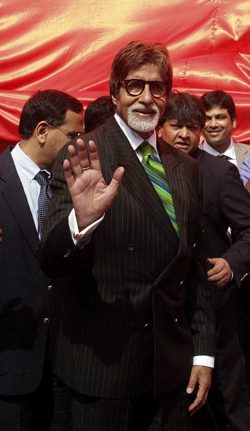 W Indiach czczony jest niemal jak Bóg  /AFP