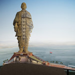 W Indiach powstaje najwyższy posąg na świecie
