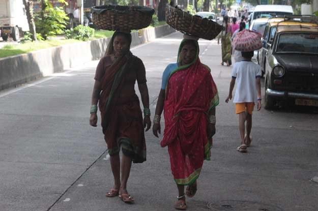 W Indiach trzeba uważać na pieszych /INTERIA.PL