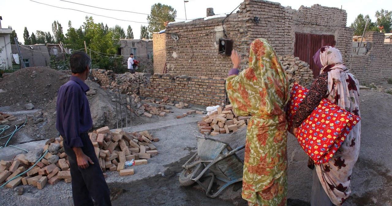 W Iranie zatrzęsła się ziemia, zginęło ponad 200 osób