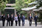 W Japonii rusza dwudniowy szczyt G7