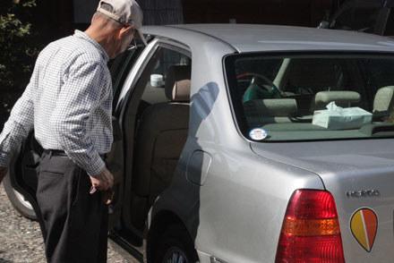 W Japonii starsi kierowcy muszą jeździć ze specjalną nalepką /INTERIA.PL