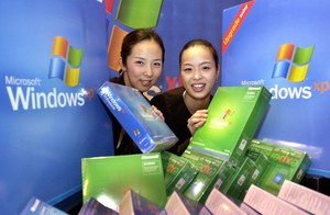 W Japonii Windows XP wciąż niezwykle popularny