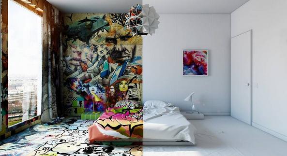 W jednym z hoteli pojawił się bardzo niecodzienny pokój /Instagram
