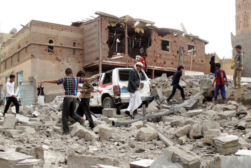 W Jemenie sytuacja jest bardzo niespokojna /AFP