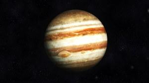 W Jowisza uderzył mały obiekt?