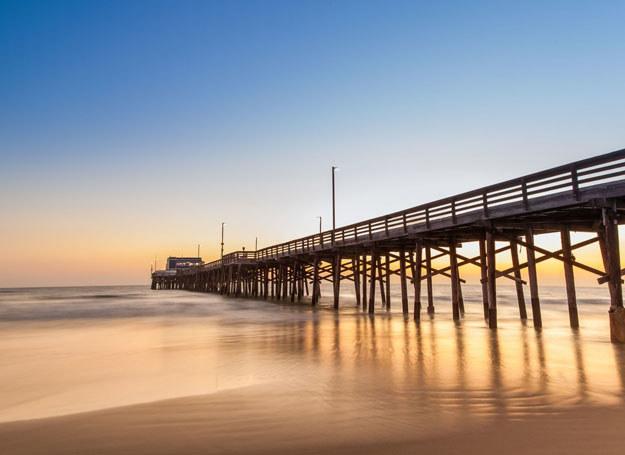 W Kalifornii susza trwa już od kilku miesięcy/ na zdjęciu: Newport Beach /Zdjęcie ilustracyjne /123RF/PICSEL