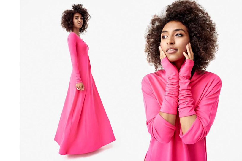 W kampanii wezmą udział wszystkie 24 modele ubrań RISK w kolorze fuksji /materiały prasowe