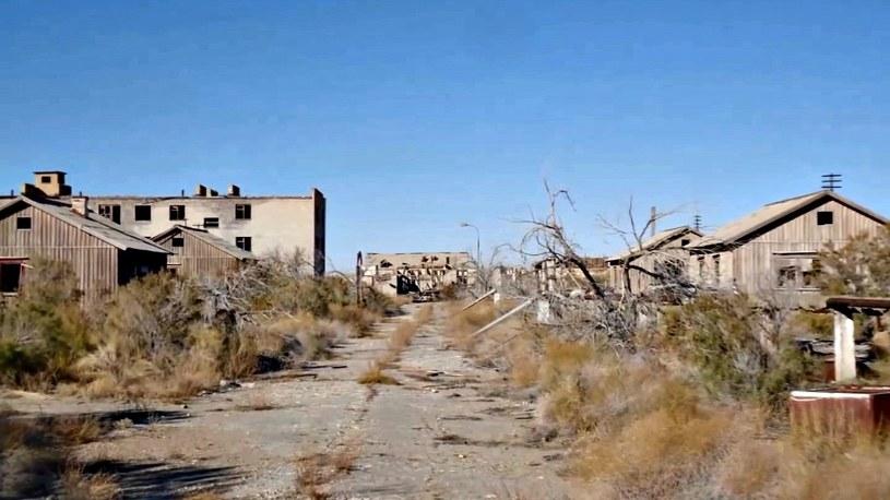 W Kantubku mieszkało około 1500 osób. Na początku lat 90. wszystkich ewakuowano /YouTube