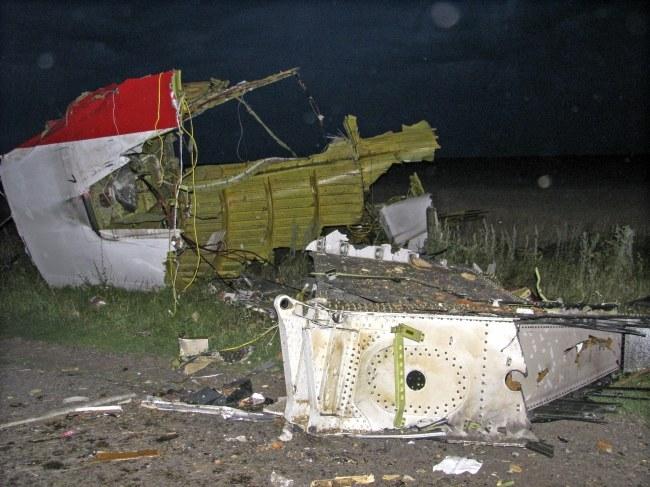 W katastrofie Boeinga 777 zginęło 298 osób /PHOTOMIG /PAP/EPA