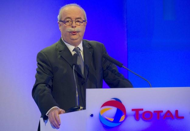 W katastrofie lotniczej zginął szef koncernu Total