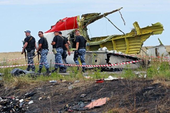 W katastrofie zginęło 298 osób /ROBERT GHEMENT /PAP/EPA