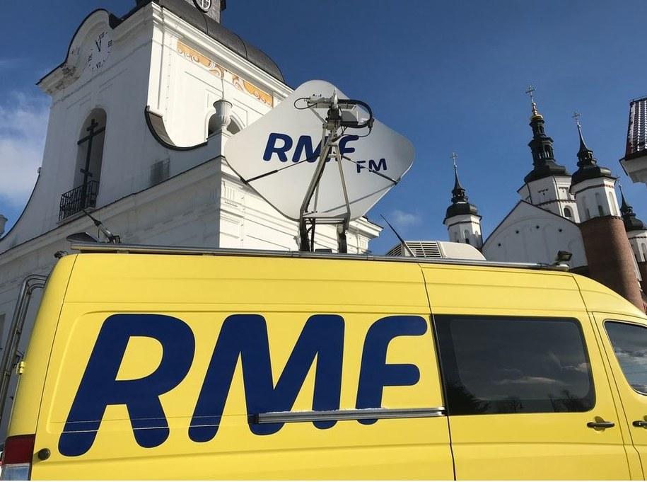 W każdą sobotę na antenie RMF FM zapraszamy na cykl Twoje Miasto /Michał Dukaczewski /RMF FM