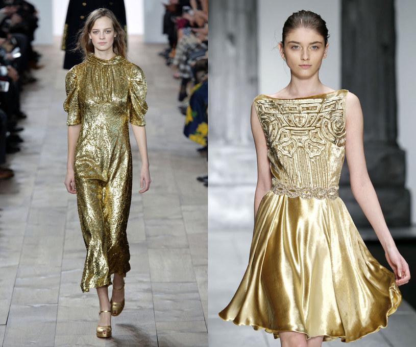W kolorze złota /East News/ Zeppelin