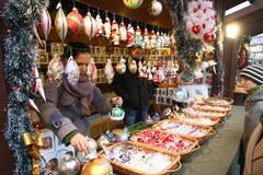 W Krakowie już świątecznie