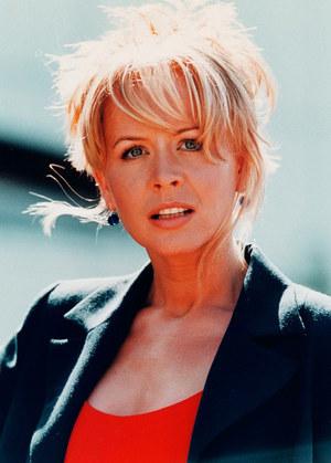 W latach 90. Agnieszka Krukówna  była jedną z najseksowniejszych polskich aktorek  /East News