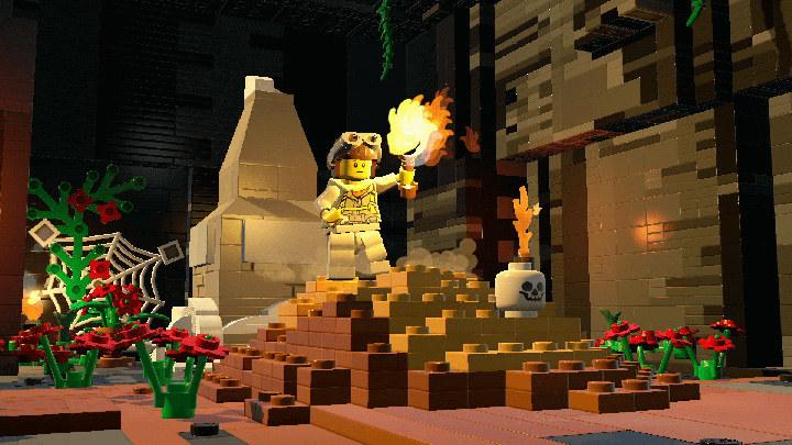 W LEGO Worlds wszystko jest możliwe /materiały prasowe