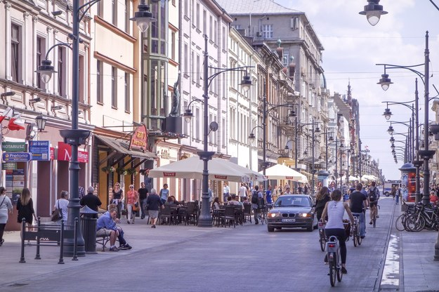 W Łodzi powstanie blisko 3,5 tysiąca nowych miejsc pracy /fot. Piotr Kamionka /Reporter