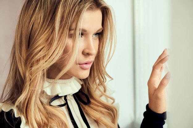 W Los Angeles żadna agencja modelek nie chciała mnie zatrudnić. Przy życiu trzymała mnie tylko ambicja. Nie mogłam wrócić! - wyznaje Joanna Krupa /Kulesza&PIK /Grazia