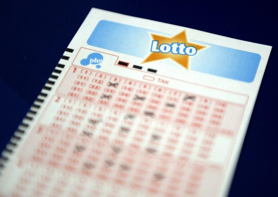 """W Lotto padła """"szóstka"""" /Darek Delmanowicz /PAP"""