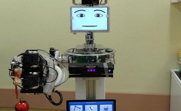 W Lublinie powstaje robot, który będzie pomagał osobom chorym na Alzheimera