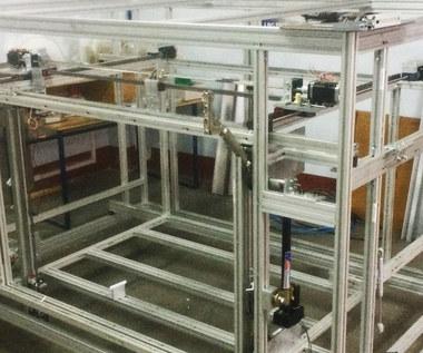 W Lublinie powsta�a najwi�ksza w Polsce drukarka 3D