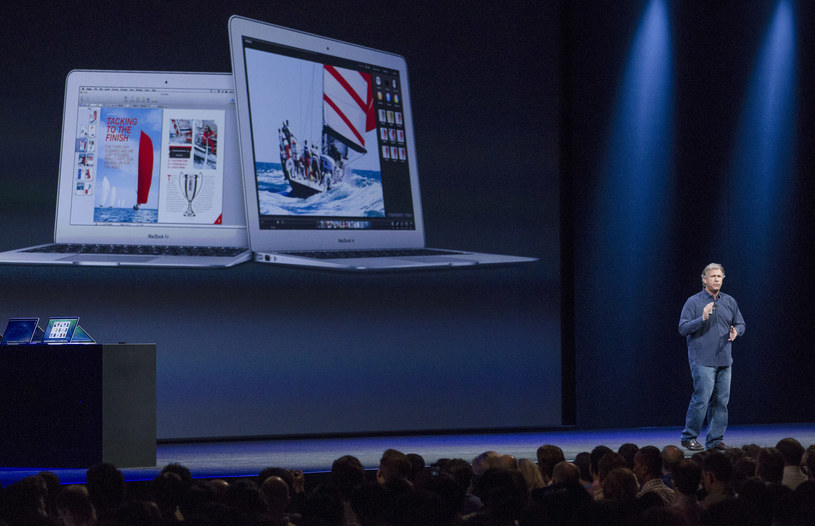 W MacBookach Air wkrótce ujrzymy procesory ARM? /AFP