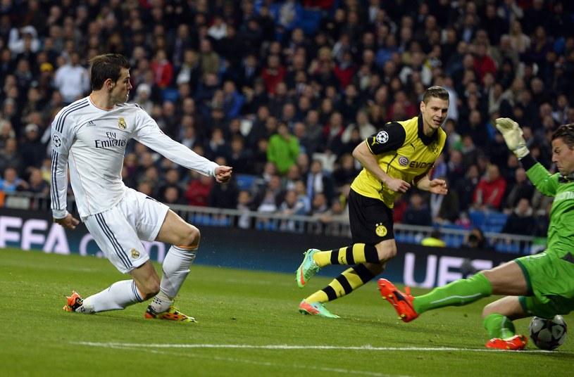 W Madrycie Real wygrał z Borussią 3-0 /AFP