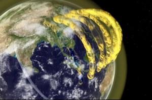 W magnetosferze Ziemi odkryto plazmowe struktury w kształcie rur