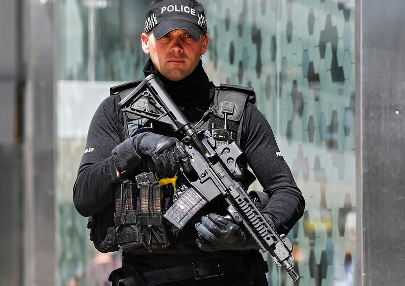 W Manchesterze doszło do ataku terrorystycznego, w którym zginęły co najmniej 22 osoby /ANDY RAIN /PAP/EPA