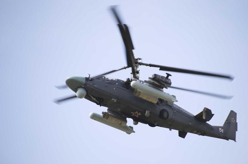 W manewrach bierze udział około 40 samolotów i śmigłowców /Vayar Military Agency /East News