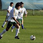 W meczu piłkarskim kontuzjowany... prezydent Boliwii