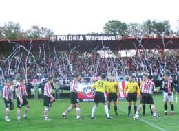 W meczu przyjaźni lepsza była Cracovia /poloniawarszawa.com