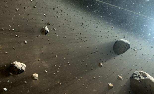 W meteorytach, które spadły na Ziemię, odkryto składniki potrzebne do życia