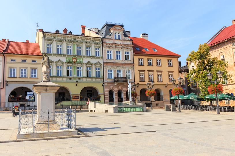 W mieście działają dwie słynne sceny: Teatr Polski oraz Teatr Lalek Banialuka /123RF/PICSEL