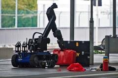 W mieszkaniu żyjącego w Niemczech Syryjczyka znaleziono materiały wybuchowe