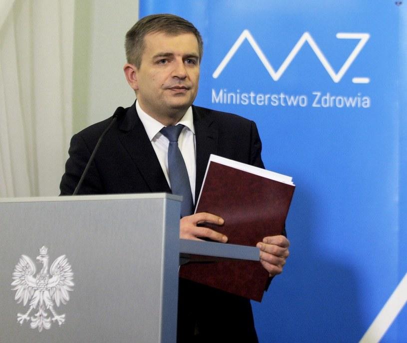 W ministerstwie Arłukowicza nękano pracowników? /Jan Bielecki /East News