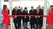 W Modlnicy pod Krakowem otwarto centrum dystrybucyjne sieci Biedronka