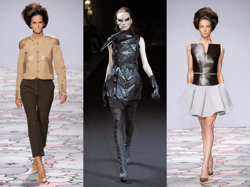 W modzie co jakiś czas powraca styl militarny  /East News/ Zeppelin