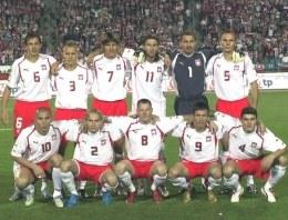 W najnowszym rankingu FIFA polscy piłkarze awansowali o trzy pozycje /INTERIA.PL
