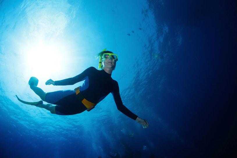W niedalekiej przyszłości oddychanie pod wodą będzie możliwe? /©123RF/PICSEL