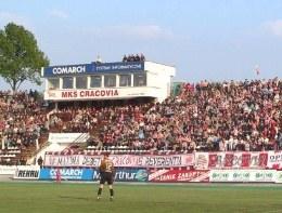 W niedzielę na stadionie przy ulicy Kałuży Cracovia zagra z Legią /INTERIA.PL