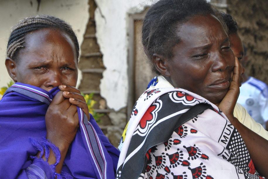W niedzielnym ataku w Kenii zginęło 49 osób /STR /PAP/EPA