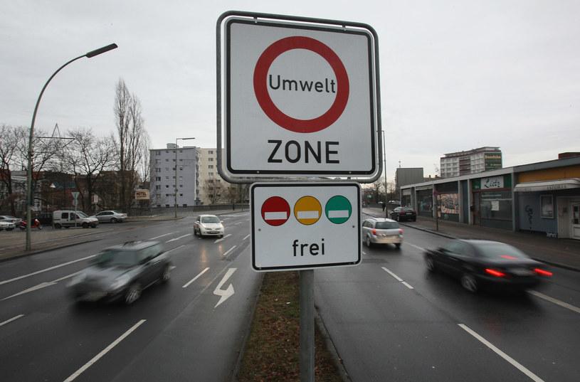 """W Niemczech od lat już funkcjonują strefy """"ekologiczne"""" /Sean Gallup / Getty Images /"""