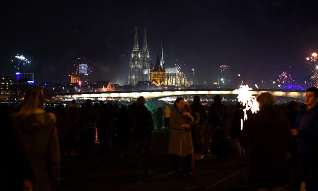 W Nowy Rok w Kolonii doszło do licznych napaści na tle seksualnym /AFP