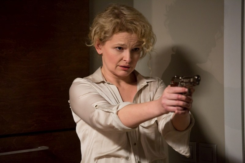 W nowych odcinkach Marta będzie walczyć o rodzinę na śmierć i życie. /Agencja W. Impact
