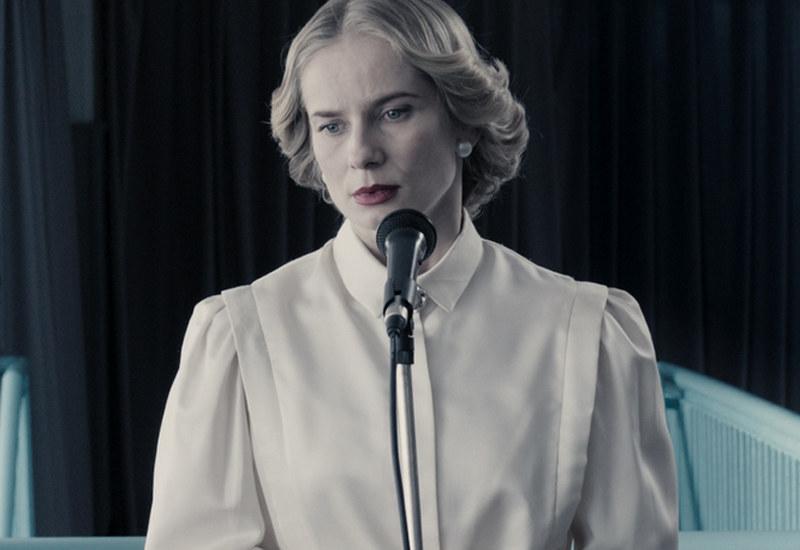 W nowym filmie Tomasza Wasilewskiego aktorka wciela się w Izę, dyrektorkę szkoły /materiały prasowe