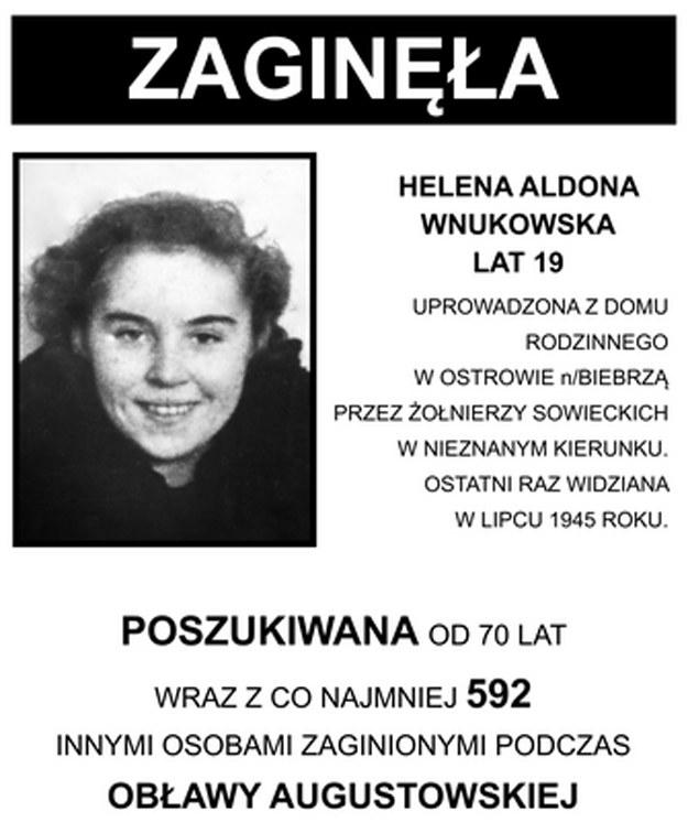 W obławie augustowskiej NKWD i polska bezpieka zamordowała prawie 600 osób. Zaraz po tej masakrze 2 sierpnia 1945 r. komuniści ogłosili amnestię dla żołnierzy podziemia /IPN